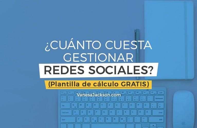 Cuanto Cuesta Un Servicio De Gestion De Redes Sociales