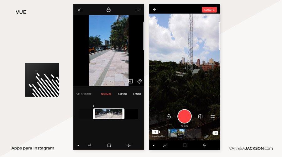 app de video para instagram vue