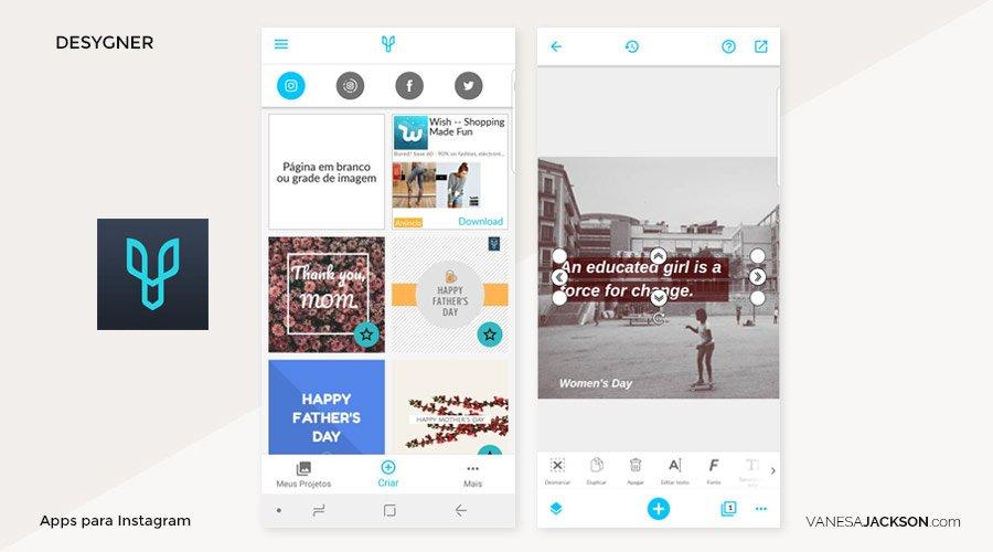 app de diseño para instagram