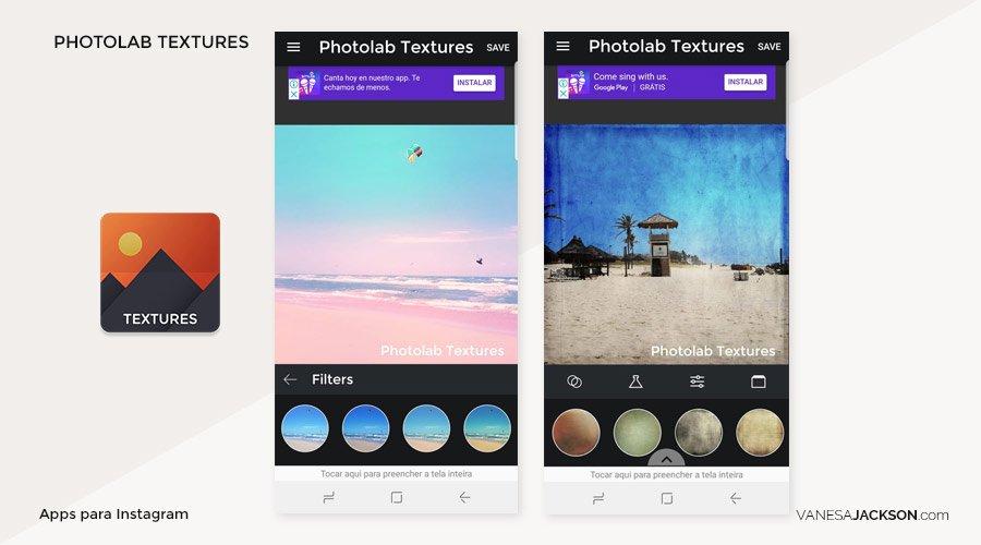 app para agregar textura en imagenes